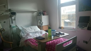My room - with daylight!