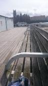 Pier to myself!